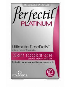 Vitabiotics Perfectil Platinum 60 Tabs Υγεία Δέρματος