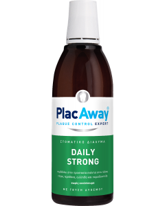 Plac Away Daily Care Mouthwash Alcohol Free 500ml