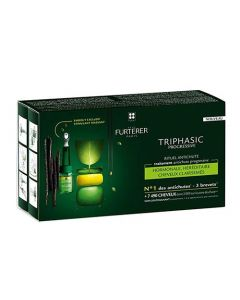 Rene Furterer Triphasic Progressive Serum 8 x 5,5ml