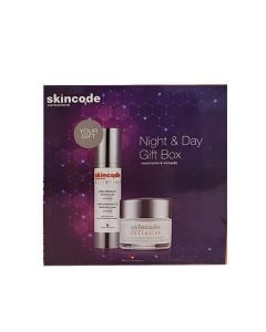 Skincode Nigth & Day GIFT BOX