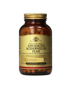 Solgar Advanced Acidophilus Plus 120 Caps