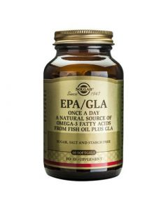 Solgar EPA - GLA 60 Softgels