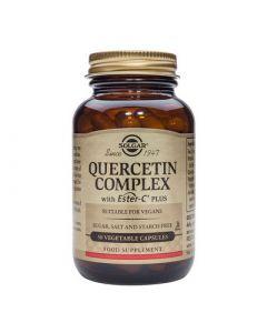 Solgar Quercetin Complex 50 Veg. Caps