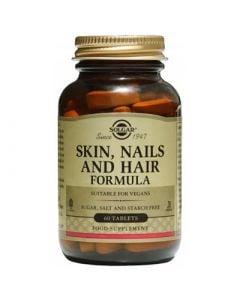 Solgar Skin Nails and Hair Formula 60 Tabs