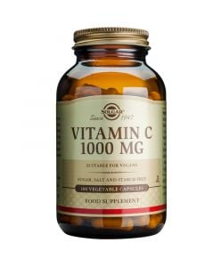 Solgar Vitamin C 1000mg 100 Caps