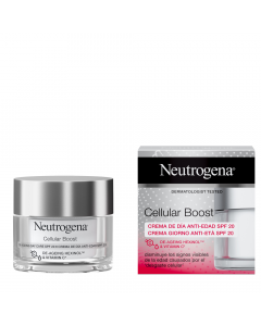 Neutrogena® Cellular Boost Κρέμα Ημέρας SPF20