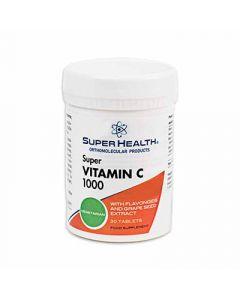 Super Health Vitamin C 30 Tabs
