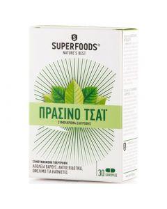 Superfoods Green Tea 30 Caps
