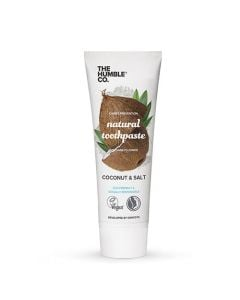The Humble Co. Natural Toothpaste Coconut & Salt 75ml