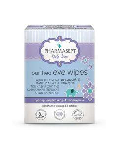 Tol Velvet Baby  Purified Eye Wipes