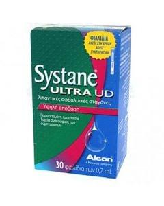 Alcon Systane Ultra UD 30 x 0,7ml Λιπαντικές Οφθαλμικές Σταγόνες