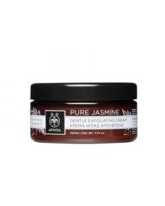 Apivita Pure Jasmine Gentle Exfoliating Cream 200ml Κρέμα Ήπιας Απολέπισης με Γιασεμί