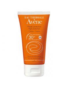 Avene Creme SPF30 50ml Αντιηλιακή Κρέμα Προσώπου