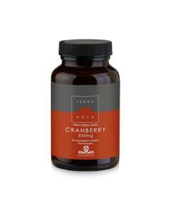 Terranova Cranberry 300mg 50 Caps for the Urinary System