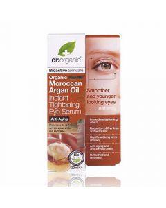 Dr. Organic Organic Moroccan Argan Oil Instant Tightening Eye Serum 30ml
