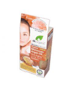 Dr. Organic Organic Moroccan Argan Oil Anti-Aging Stem Cell System 30ml Σύστημα Αντιγήρανσης Έλαιο Αργκάν