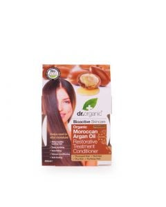Dr. Organic Organic Moroccan Argan Oil Restorative Treatment Conditioner 200ml