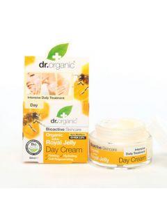 Dr. Organic Royal Jelly Day Cream 50ml Κρέμα Ημέρας με Βασιλικό Πολτό