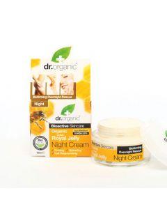 Dr. Organic Royal Jelly Night Cream 50ml Nourishing