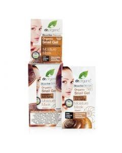Dr. Organic Snail Gel Anti-aging Moisture Mask 10ml