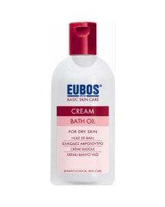 Eubos Cream Bath Oil Red 200ml Αφρόλουτρο