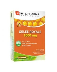 Forte Pharma Gelee Royale 1000mg, 20 Ampoules