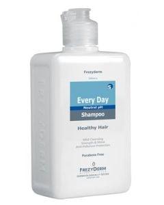 Frezyderm Every Day Shampoo 200ml Σαμπουάν Καθημερινής Χρήσης