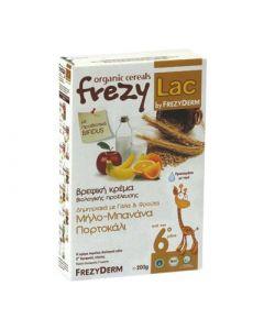 Frezyderm Frezylac BIO Cereal Δημητριακά - Γάλα - Φρούτα 200gr