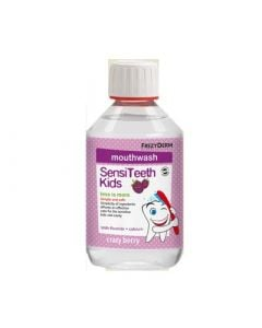 Frezyderm Sensitive Kid's Mouthwash 250ml Στοματικό Διάλυμα για Παιδιά