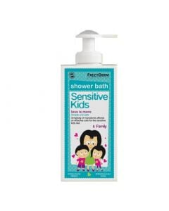 Frezyderm Sensitive Kid's Shower Bath - Family Αφρόλουτρο για Όλη την Οικογένεια 200ml