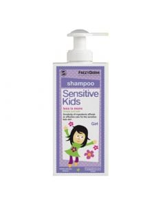 Frezyderm Sensitive Kid's Shampoo Girl Σαμπουάν για Κορίτσια 200ml