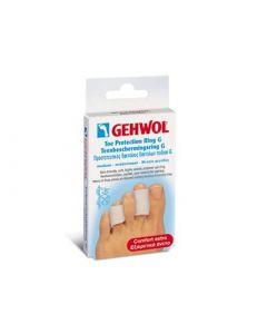 Gehwol Toe Protection Ring G Large Προστατευτικός Δακτύλιος Μεγάλος 2 Τεμάχια