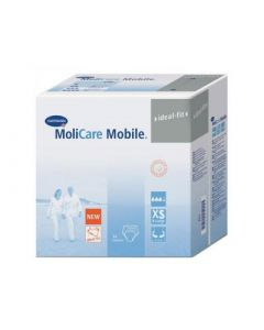Hartmann Molicare Mobile Extra Small Σλιπ Ακράτειας 14 Τεμάχια