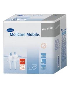Hartmann Molicare Mobile Large Incontinence Pants 14 Items