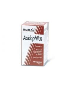 Health Aid Acidophilus 100million 60 Vecaps Προβιοτικό
