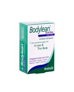 Health Aid Bodylean Cla Plus 30 Caps + 30 Tabs Αδυνάτισμα