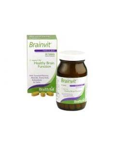 Health Aid Brainvit για τη Μνήμη 60 Tabs
