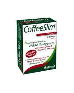 Health Aid Coffee Slim 60 Caps for Weight Loss