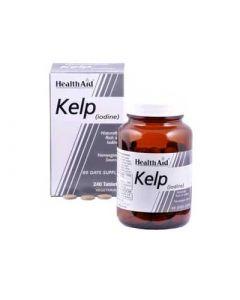 Health Aid Kelp Iodine 240 Tabs