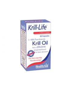 Health Aid Krill Life Oil 60 Caps