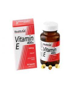 Health Aid Vitamin E 400iu 30 Caps Βιταμίνη E