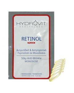 Hydrovit Retinol Plus Monodose 7 Caps Αντιρυτιδική Περιποίηση σε Μονοδόσεις