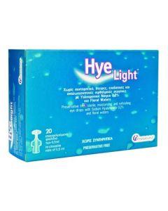 Hye Light 20 Ampoules x 0.5ml Eye Drops