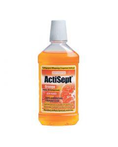 InterMed Actisept Mouthwash Orange 500ml