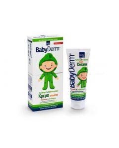 InterMed Babyderm Hydrating & Protective Cream 125ml Ενυδατική Κρέμα για Παιδιά