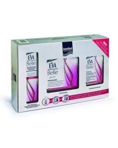 InterMed Eva Belle Set Serum 50ml - Cream 10 x 5gr -  90 Tabs For the Perimenopausal Woman