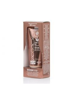 InterMed Luxurious Sun Care Silk Cover Bronze Beige SPF50 75ml Sun Protection with Mild Coverage