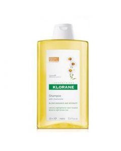 Klorane Shampooing a la Camomille 400ml Σαμπουάν με Χαμομήλι