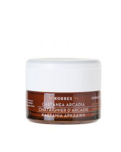 Korres Castanea Arcadia Day Cream Dry Skin 40ml Καστανιά Αρκαδική Αντιρυτιδική & Συσφιγκτική Κρέμα Ημέρας για Ξηρά Δέρματα