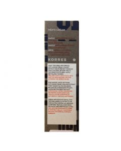 Korres Men's Antiwrinkle & Firming Face - Eyes Cream Maple 50ml